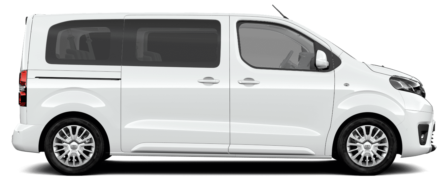 Car Proace City Verso Shuttle