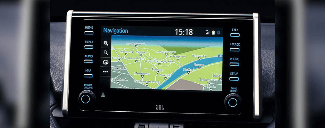 NAVIGATIONSSYSTEM Toyota Touch2&Go Plus (MM17)*